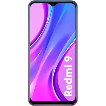 Смартфон Xiaomi Redmi 9, Dual SIM, 64GB, Sunset Purple