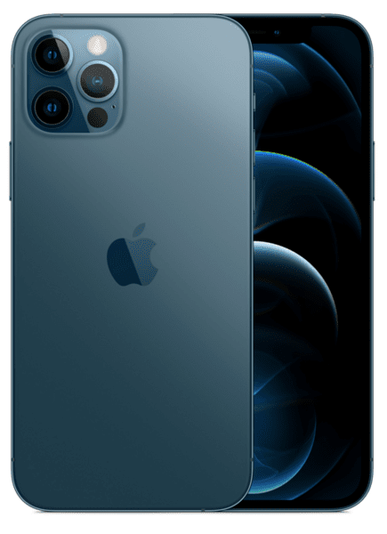 Смартфон Apple iPhone 12 Pro Max, 256GB, Pacific Blue