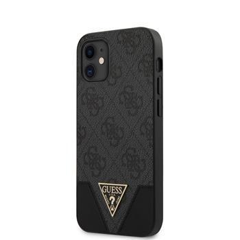 Калъф от Guess 4G Triangle Cover за iPhone 12 mini  Grey