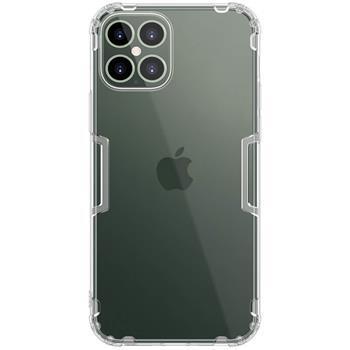 Калъф от Nillkin Nature TPU Kryt pro за iPhone 12 Pro Max 6.7 Transparent