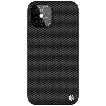 Калъф от Nillkin Textured Hard Case за iPhone 12 Pro Max 6.7 Black