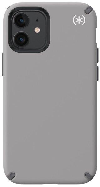 Калъф от Speck за iPhone 12 mini PRESIDIO2 PRO - CATHEDRALGREY/GRAHPITEGREY/WHITE