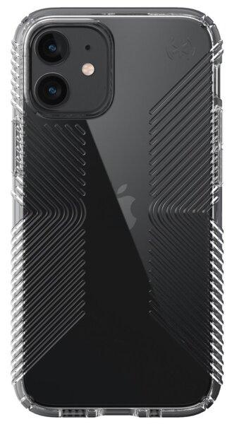 Калъф от Speck за iPhone 12 mini PRESIDIO PERFECT-CLEAR GRIP - CLEAR/CLEAR