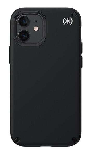 Калъф от Speck за iPhone 12 mini PRESIDIO2 PRO - BLACK/BLACK/WHITE