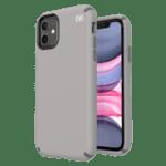 Калъф от Speck за iPhone 12 (Pro) PRESIDIO2 PRO - CATHEDRALGREY/GRAHPITEGREY/WHITE