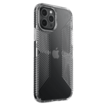 Калъф от Speck за iPhone 12 (Pro) PRESIDIO PERFECT-CLEAR GRIP - CLEAR/CLEAR