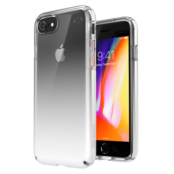 Калъф от Speck за iPhone 12 (Pro) PRESIDIO PERFECT-CLEAR OMBRE - CLEAR/ATMOSPHERE FADE