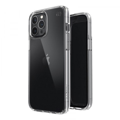 Калъф от Speck за iPhone 12 Pro Max PRESIDIO PERFECT-CLEAR - CLEAR/CLEAR