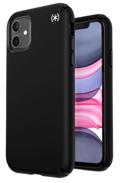 Калъф от Speck за iPhone 12 Pro Max PRESIDIO2 PRO - BLACK/BLACK/WHITE