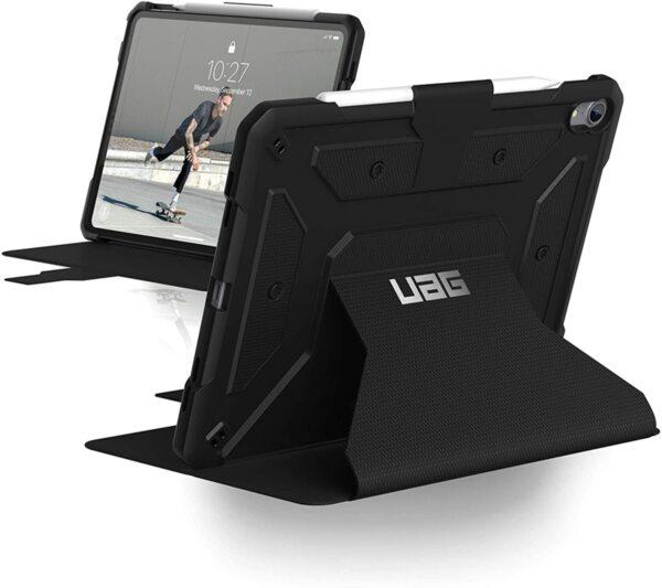 iPad Pro 11 (2018/2019) UAG Black Metropolis Series case