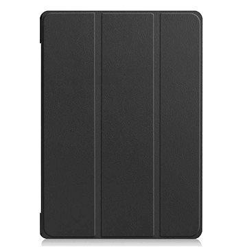 Tactical Book Tri Fold Case за Huawei MediaPad T5 10 - Black