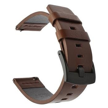 Кожена кайшка Tactical за Huawei Watch GT2 42mm - Brown