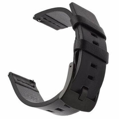Кожена кайшка Tactical 598 за Huawei Watch GT2 42mm - Black