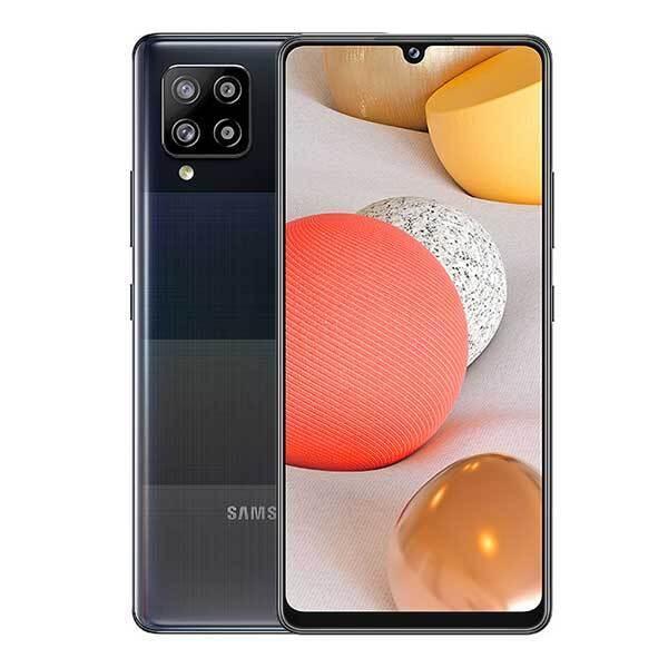 Смартфон Samsung Galaxy A42, Dual SIM, 5G, 128GB, 4GB Ram, Black