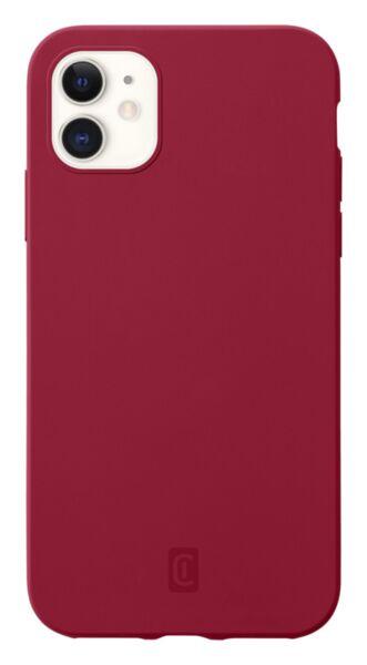 Калъф от Sensation за iPhone 12 mini червен