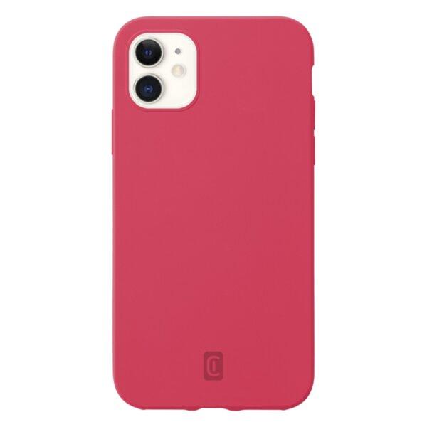 Калъф от Sensation за iPhone 12 mini коралово червено
