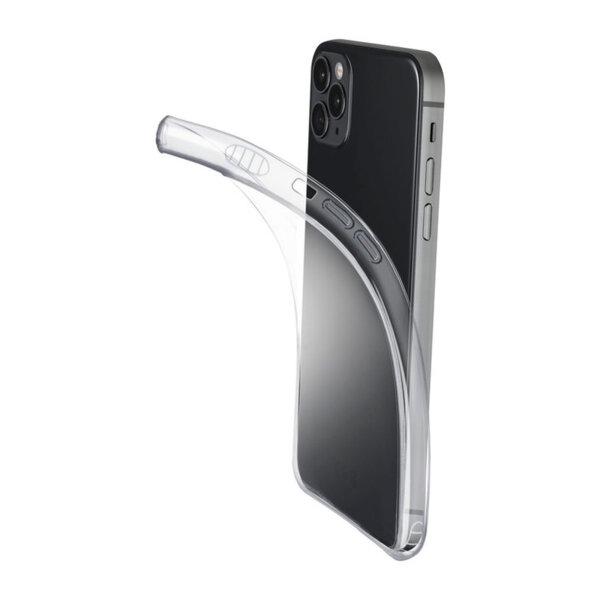 Fine прозрачен калъф за iPhone 12/12 Pro