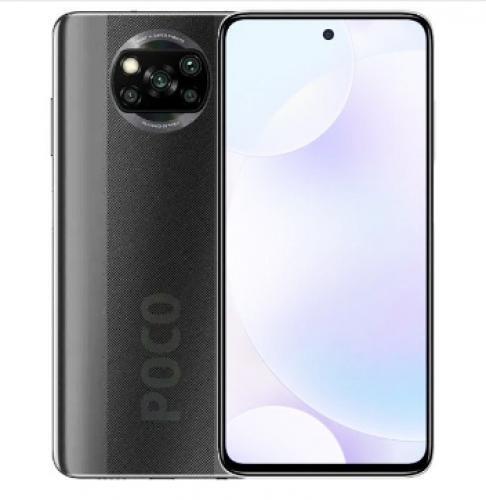 Смартфон Xiaomi Poco X3 NFC, Dual SIM, 64GB, 6GB RAM, Shadow Gray