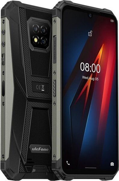 Смартфон Ulefone Armor 8, 64GB, 4GB Ram,  Black