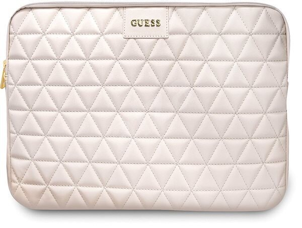 """Калъф Guess Quilted Sleeve for Notebook 13"""" Pink"""