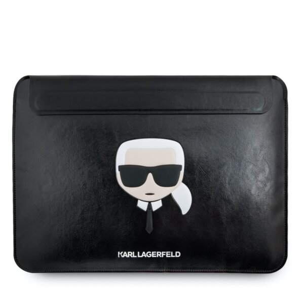 Karl Lagerfeld Leather Sleeve Case for MacBook Air/Pro