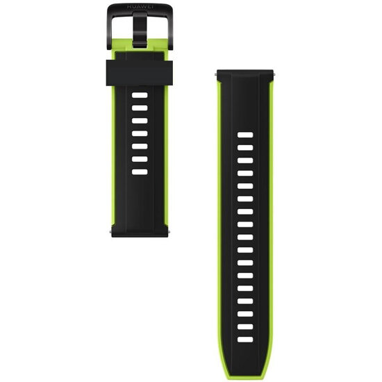Huawei Original Silicone Straps for Watch GT Fluorescent Green