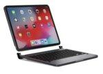 Brydge - Pro Wireless Keyboard for 11-inch Apple iPad Pro (2nd Gen 2020 & 1st Gen 2018) & iPad Air 10.9(4th Gen 2020) - Space Gray