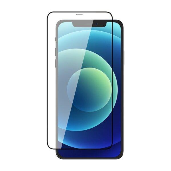 Стъклен протектор от 4phones за iPhone 12/ 12 Pro Full Glue