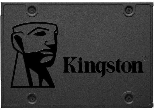"Solid State Drive (SSD) Kingston A400, 480GB, 2.5"", SATA III"