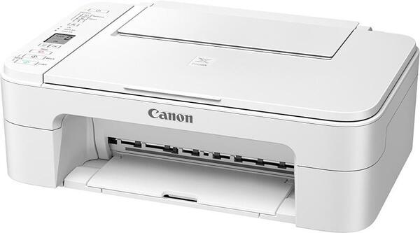 Мултифункционално мастиленоструйно устройство Canon PIXMA TS3151, цветен принтер/копир/скенер, 4800 x 1200 dpi, 17 стр./мин., USB, Wi-Fi, A4