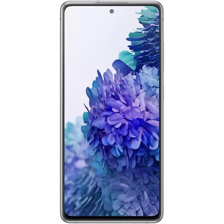 Смартфон Samsung Galaxy S20 FE, Dual SIM, 128GB, 6GB RAM, 4G, Cloud White