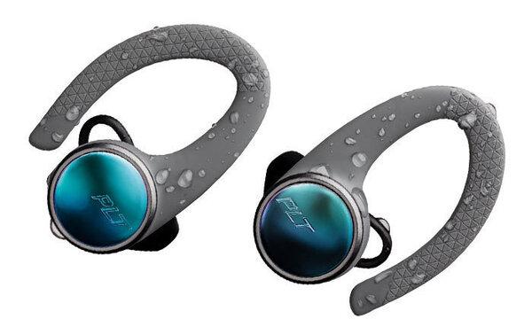Plantronics Backbeat Fit 3100 Stereo TWS HF Grey