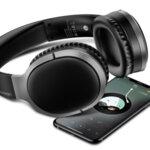 USAMS Wireless Noise Cancelling Headphones (YN001)