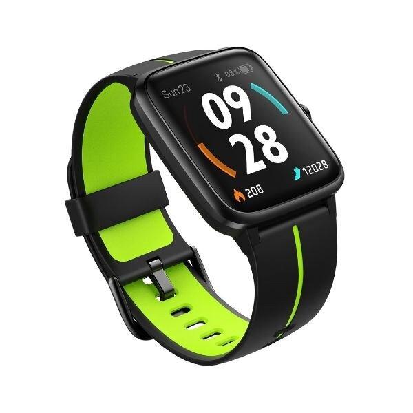 Смарт часовник Ulefone - Black + Green