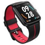 Ulefone Watch Black + Red
