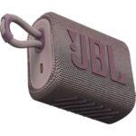 Тонколони - JBL GO 3 PINK Portable Waterproof Speaker