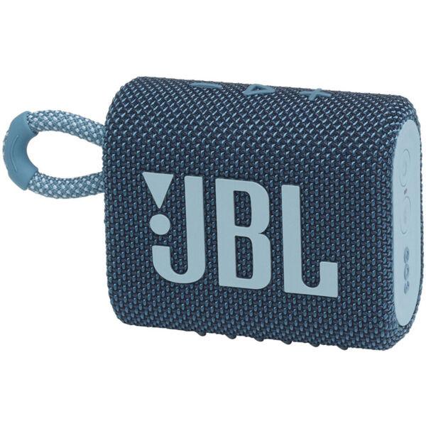 Тонколони - JBL GO 3 GRN Portable Waterproof Speaker