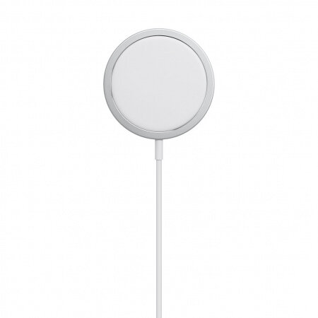 Безжично Зарядно Apple MagSafe White