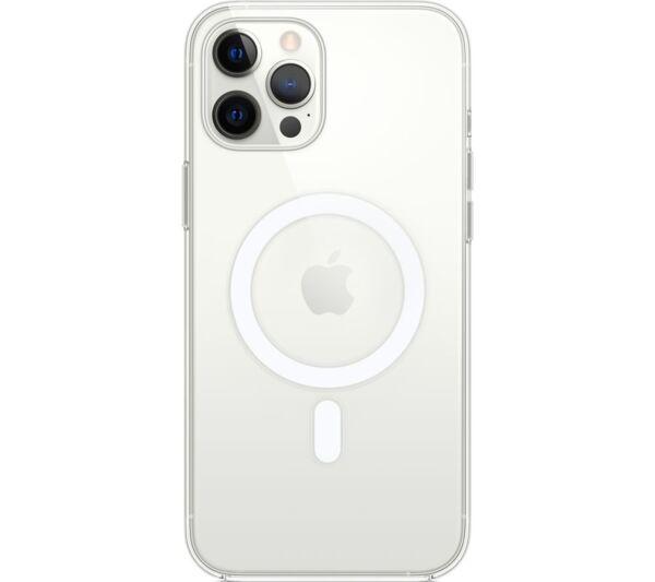 Прозрачен Калъф от Apple за iPhone 12 Pro Max с MagSafe