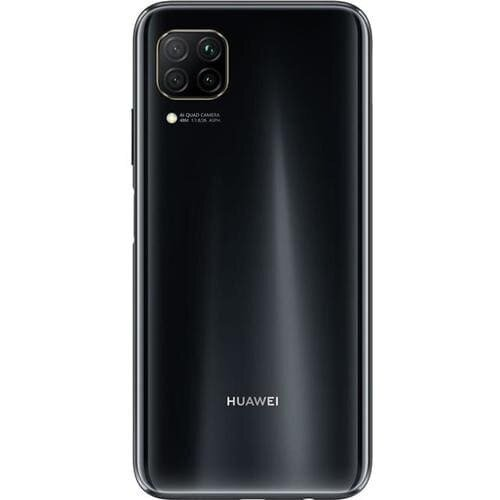 Смартфон Huawei P40 Lite, Dual SIM, 128GB, 6GB RAM, Black/Черен