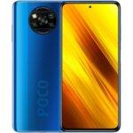 Смартфон Xiaomi Poco X3 NFC, Dual SIM, 64GB, 6GB RAM, Cobalt Blue