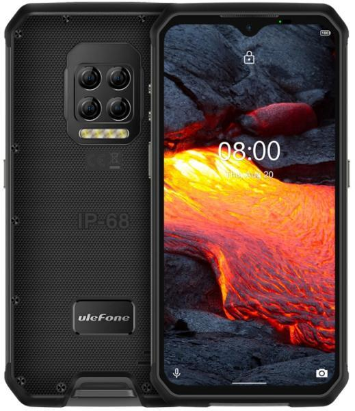 Смартфон Ulefone Armor 9, 128GB, 8GB Ram,  Black/Черен
