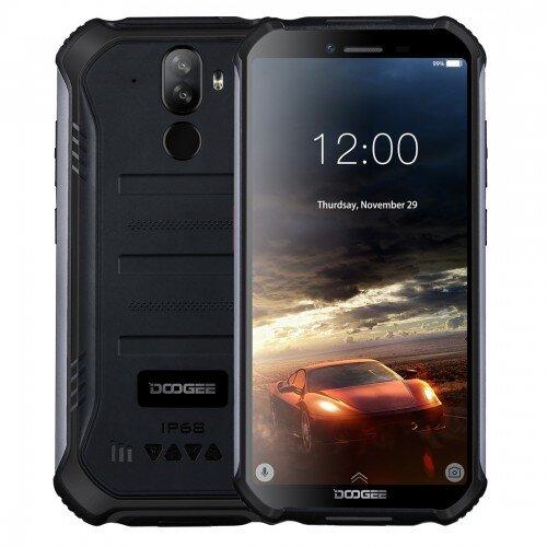 Смартфон Dodgee S40, Dual Sim, 32GB, 3GB RAM, Mineral Black