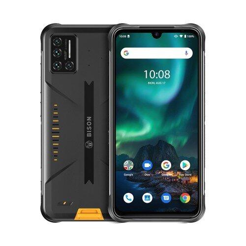 Смартфон UMIDIGI Bison  128GB, 6GB RAM Dual Sim, Ciber Yellow