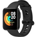 Смарт часовник Xiaomi Mi Watch Black