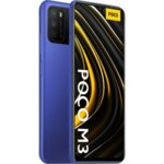 Смартфон Син Xiaomi POCO M3, Dual SIM, 64GB, 4GB Ram, Cool Blue