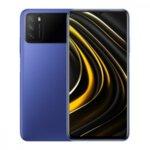 Смартфон Xiaomi POCO M3, Dual SIM, 64GB, 4GB Ram, Cool Blue