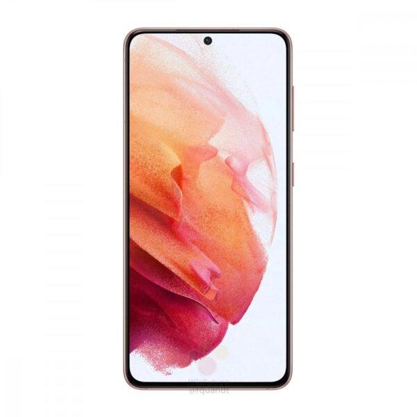 Смартфон Розов Samsung Galaxy S21, Dual SIM, 128GB, 8GB RAM, Phantom Pink