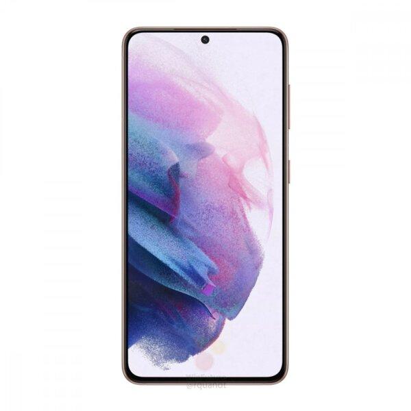 Смартфон Лилав Samsung Galaxy S21, Dual SIM, 128GB, 8GB RAM, Phantom Violet