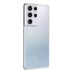 Смартфон Samsung Galaxy S21 Ultra, Dual SIM, 128GB, 12GB RAM, Phantom Silver